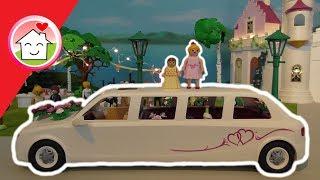 Playmobil NEUHEITEN - Die Hochzeit von Frau Fischer - Kinderfilm deutsch - Family Stories