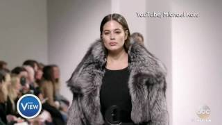Ashley Graham On Why She Wants To Ban The Term
