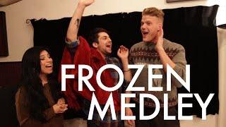 FROZEN MEDLEY (feat. Kirstie Maldonado)