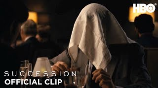 'Mask Shame, Heighten Pleasure' Ep. 6 Official Clip | Succession | HBO
