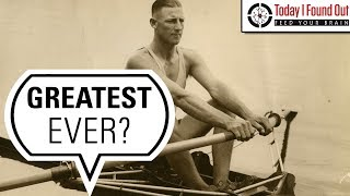 That Time an Olympic Rower Stopped to Let Some Ducks Swim By and Still Won the Gold Medal