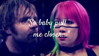 Dean Ambrose/Asuka MV -