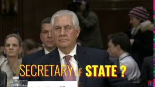 Rex Tillerson Confirmation Hearing (Highlights)