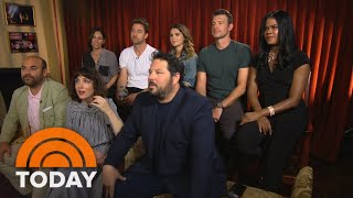 Interview With 'Felicity' Cast On Love Triangles, And Behind-The-Scenes Secrets (Full)   TODAY