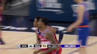 3rd Quarter, One Box Video: Washington Wizards vs. New York Knicks