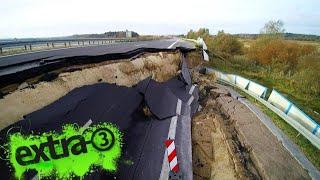 Realer Irrsinn: Erlebnisautobahn A20 | extra 3 | NDR