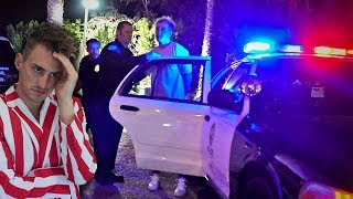 POLICE CALLED for ILLEGAL July 4th FIREWORKS! *We got a TICKET*