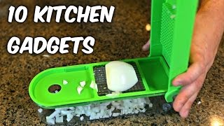 10 Kitchen Gadgets put to the Test Part 4