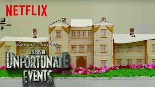 A Series of Unfortunate Events | Netflix Kitchen: Baudelaire