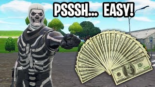 I offered Pro Players $1,000 if they could do this on Fortnite...