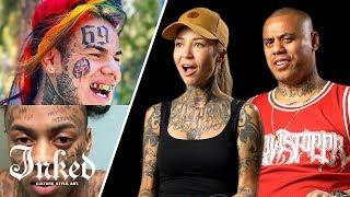 25 Tattoo Artists Discuss the Face Tattoo Trend | INKED Talk