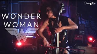 Wonder Woman - Tina Guo