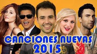 CANCIONES 2015 NUEVAS - POP ROCK - LO MÁS .