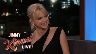 Jimmy Kimmel Reads Anna Faris' Childhood Diary