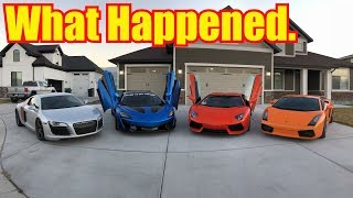 Here's What Happened to the McLaren 570s...aka Baby Mac