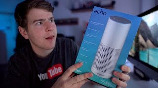 Entspanntes Amazon Echo Unboxing: Warum hab ich Alexa jetzt erst entdeckt?