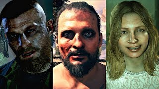 FAR CRY 5 - All Bosses / Boss Fights + Ending