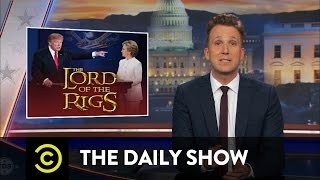 Donald Trump Hints at a Not-So-Peaceful Transfer of Power: The Daily Show