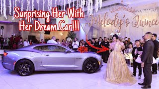 Surprising Our Daughter With Her Dream Car On Her Sister's Quinceañera- Melodys 15 Part 3