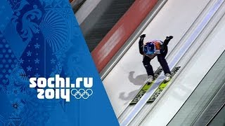 Ski Jumping Golds Inc: Kamil Stoch Jumps To Double Glory   Sochi Olympic Champions
