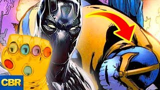 7 POWERFUL Supervillains Black Panther Defeated ALONE