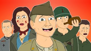 ♪ CALL OF DUTY WW2 SONG - CoD Animation