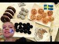 SWEDISH FIKA MUKBANG (gråter mycket)mp3