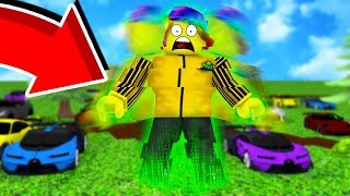I Just Wanted to Drive a Car But I Broke EVERYTHING With ADMIN... (Roblox Vehicle Tycoon)