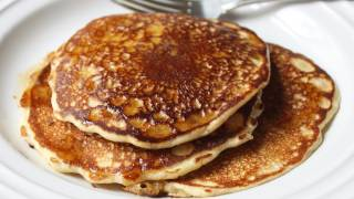 The Best Pancakes - Old Fashioned Pancakes Recipe