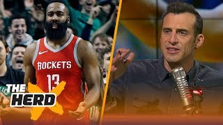 Doug Gottlieb reveals why the Houston Rockets are not built for the long term | THE HERD