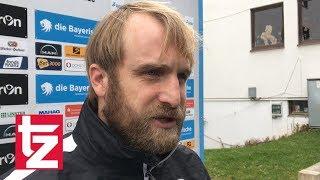 SV Wacker Burghausen - TSV 1860 München: Das sagt Löwen-Trainer Bierofka vor dem Spiel