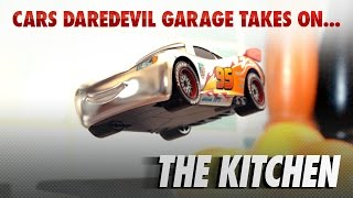 Disney Pixar Cars | The Die-cast Series Ep. 3 | Takes on the Kitchen