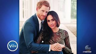 Meghan Markle Receives Apron As Engagement Gift | The View