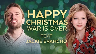 Happy Xmas War Is Over - Peter Hollens & Jackie Evancho (John Lennon Cover)