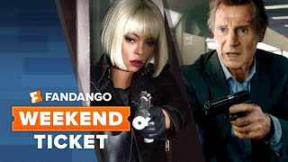 Now In Theaters: Proud Mary, The Commuter, Paddington 2   Weekend Ticket