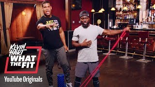 Drills for Drunks | Kevin Hart: What The Fit | Laugh Out Loud Network