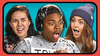 YouTubers React To WTF Did I Just Watch Compilation #6