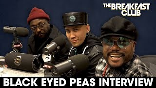 """Black Eyed Peas On Saying """"F"""" The System, New Music + More"""