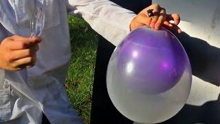 Double Balloon Experiment