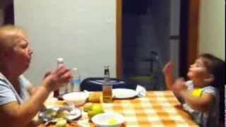sicilian discussion with bisnonna