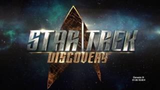 Star Trek: Discovery - New Teaser Trailer # 2
