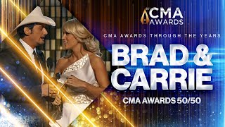 "CMA Awards 50/50: ""Brad & Carrie Us Home"" 