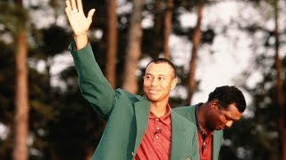 2001 Masters Tournament Final Round Broadcast