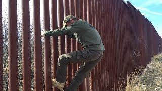 Armed Militia Says Border Wall Isn