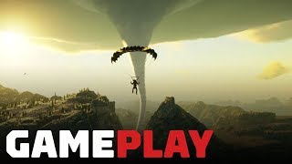 Just Cause 4 - Tornado Gameplay Reveal - Gamescom 2018