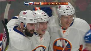 Islanders' Beauvillier gets pranked, scores in Quebec debut
