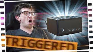 ENDLICH! Der kleinste Traum-Gaming-PC! (Magnus EN1080 - Review)