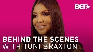Exclusive: Behind The Scenes Of Toni Braxton