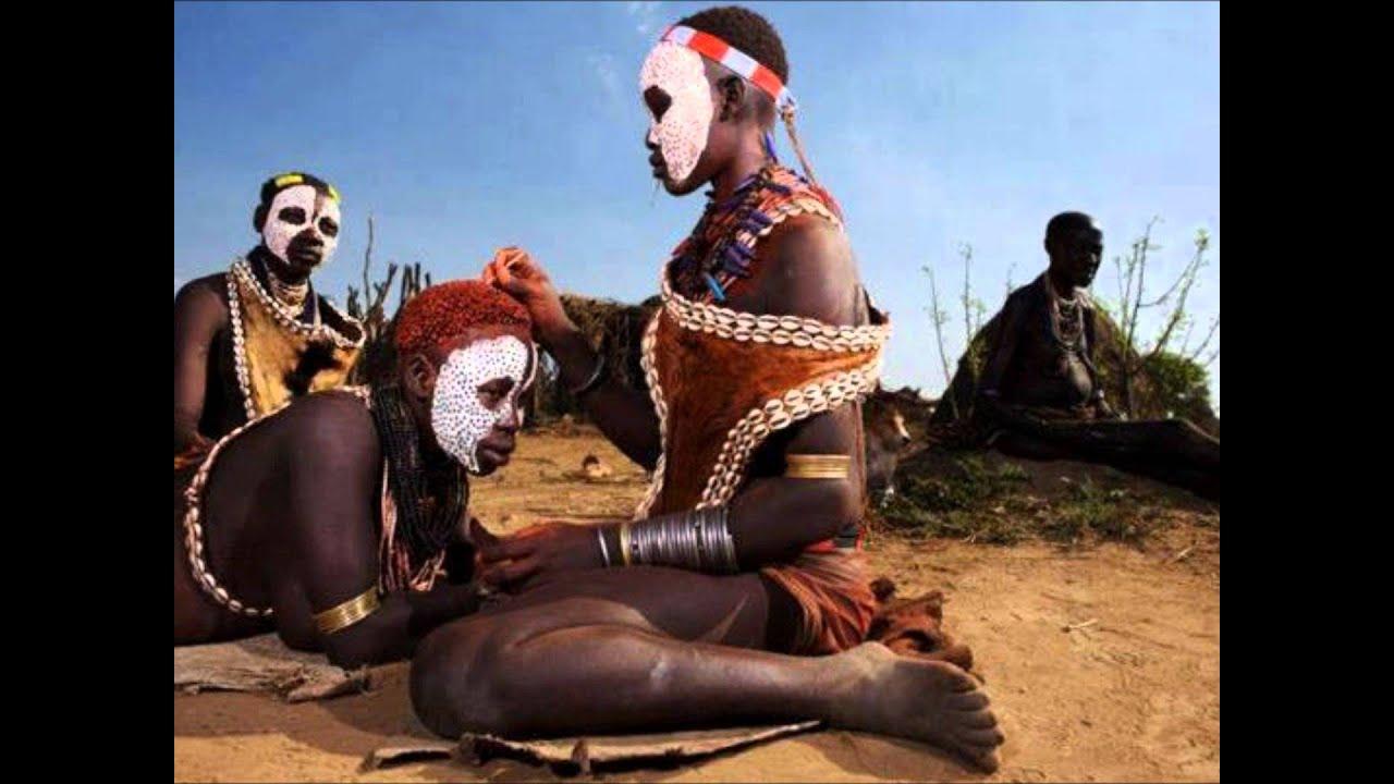 Про племена в африке голые невесты 17 фотография