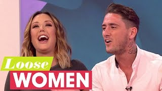 Charlotte Crosby and Stephen Bear Have Discussed Baby Names! | Loose Women